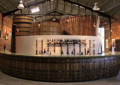 Bonny Doon Vineyard – Tasting Room